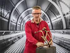 Wereldberoemde architect Libeskind mag zich uitleven op Zwols atelier. 'Het wordt iconisch', zegt kunstenaar Ronald Westerhuis