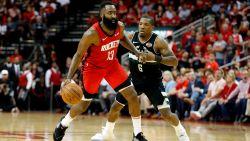 Harden scoort liefst 47 punten bij Rockets, LA Lakers niet te stoppen in NBA