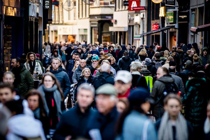Mobieltjes in de zak van het winkelend publiek leveren een goudmijn aan informatie op. Maar daar komt nu een eind aan.