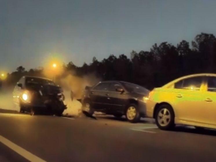 Le pilote automatique de Tesla a-t-il sauvé la vie de ce conducteur?