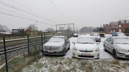 NMBS wil geen blauwe zone op eigen parking