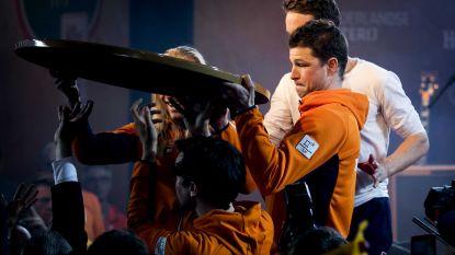 Nederlandse schaatsers verwonden twee fans met 'medailletegel' bij huldiging