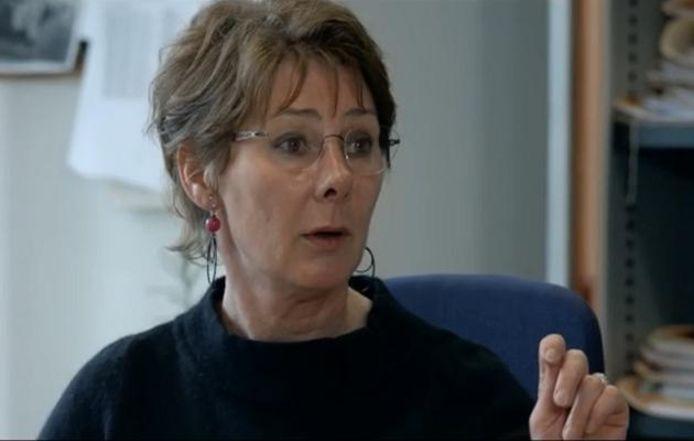 """La juge d'instruction Anne Gruwez dans le documentaire """"Ni juge ni soumise"""""""
