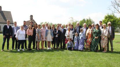 Albert Debever en Irene Duyck vieren hun briljanten huwelijksjubileum