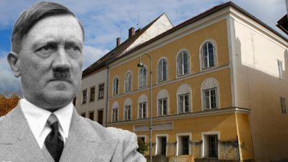 Geboortehuis Hitler wordt omgebouwd tot politiebureau