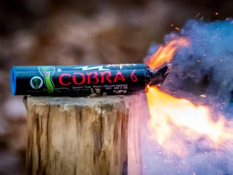 Gorcumse 'knalcijfers' laten op zich wachten: raad kan pas in maart over vuurwerkoverlast praten