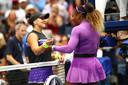 Bianca Andreescu avait dominé Serena Williams en finale l'an dernier.