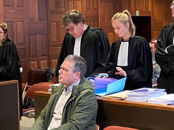 Yves B. wordt ervan verdacht zijn klanten voor 3 miljoen euro te hebben opgelicht