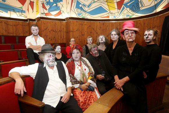 De meeste theatervoorstellingen zullen plaatsvinden in Cultureel Centrum De Grote Post.