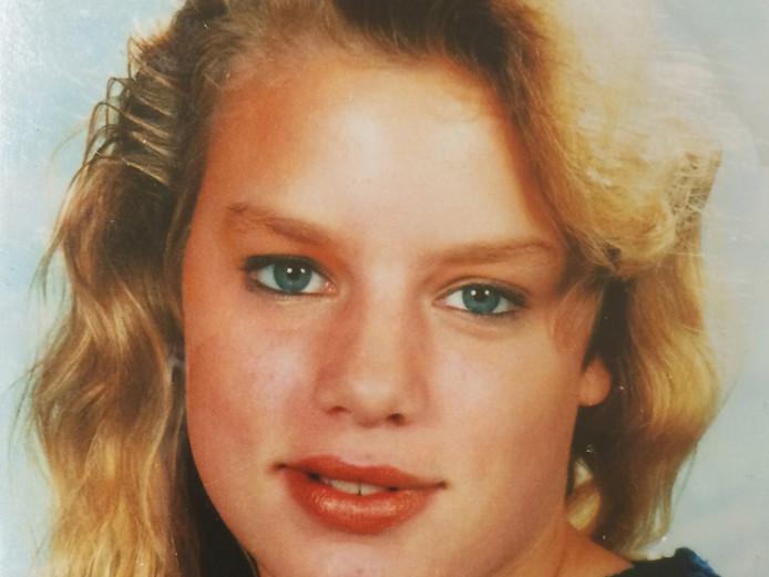 Nicole van den Hurk.