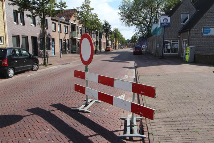Langdurige reconstructie Sint Jansstraat