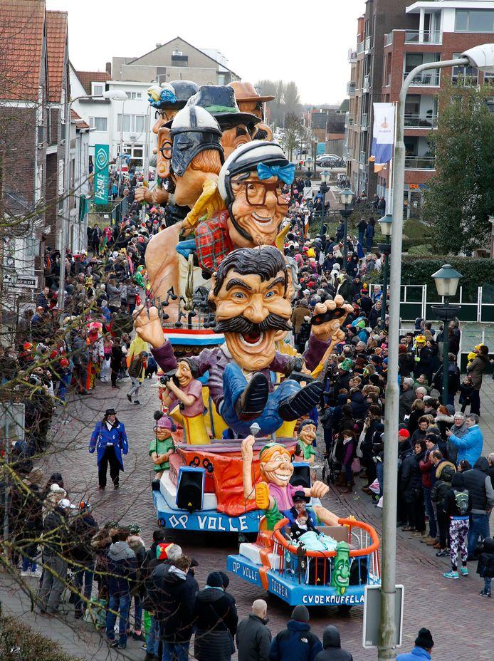 Carnaval in Hulst
