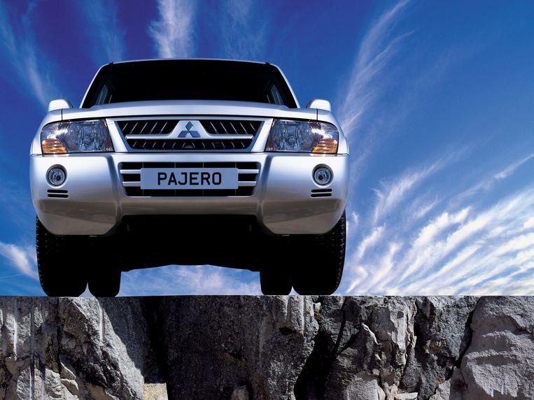 De Mitsubishi Pajero heet in Spanje 'Montero'