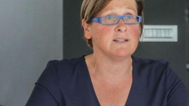 Lut Deseyn haalde in West-Vlaanderen 5.802 stemmen, voor de Kamer.