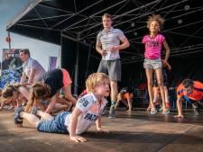 Geen internationaal gymfeest, Flik-Flak dubbel getroffen