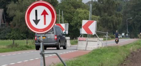 Bronckhorst trekt 250 duizend euro uit voor Chicanes op Wildenborchseweg