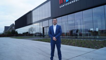 """Inofec opent de deuren van nieuwe site met toonzaal en magazijn in Tielt: """"Nu zijn we één grote familie"""""""
