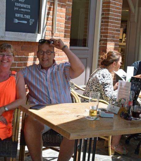 Horeca in Sluis mag ook dit voorjaar waarschijnlijk de terrassen uitbreiden