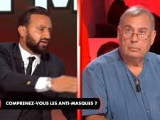 """Un invité de Cyril Hanouna exclu de l'émission en direct après un """"geste inadmissible"""""""