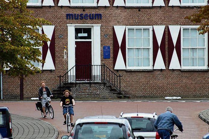 Museum Van Lien in Fijnaart. foto Henk den Ridder