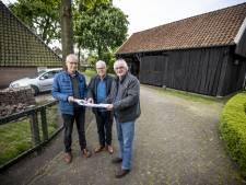 Bestuur monumentale Peddemorsboerderij in Vriezenveen geeft niet op