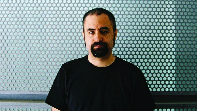De Mexicaanse geluidskunstenaar Fernando Corona alias Murcof. Beeld