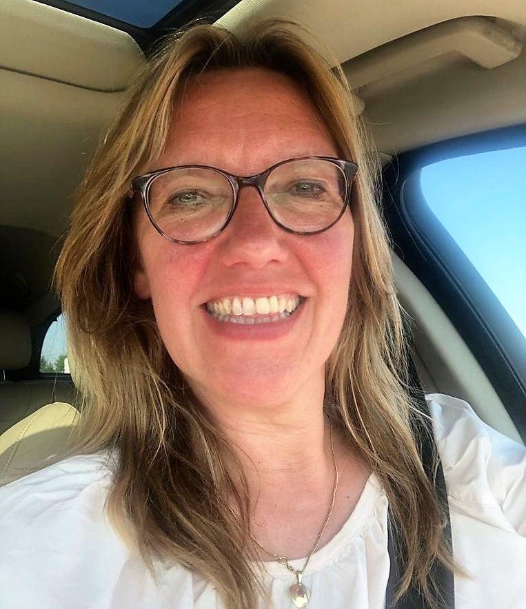 Moena Langenraedt, zaakvoerster van Yes Vastgoed