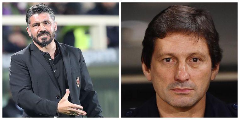 Gennaro Gattuso en Leonardo