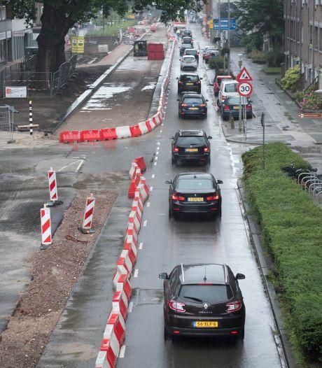 Tegenvaller: weken langer hinder op Centrumring Arnhem