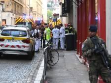 Gewonden bij aanslag in centrum Lyon