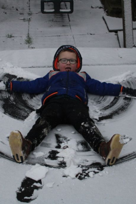 Dit zijn jullie mooiste sneeuwfoto's