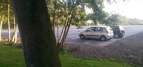 Praten over parkeren Voorlinden