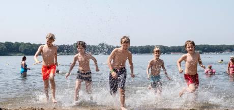 Kleine zwemplas bij Wageningen in plannen voor vernieuwde Grebbedijk