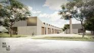 Leegstaande fabriek Vanrullen moet nog gesloopt worden, maar eerste ruimtes van nieuw bedrijfsverzamelgebouw zijn al verkocht