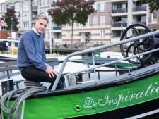Laurens Olieman neemt afscheid van de Inspiratieboot: 'Tijd voor een nieuwe uitdaging'