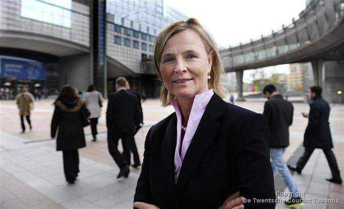 Onze vrouw in Brussel: Annie Schreijer