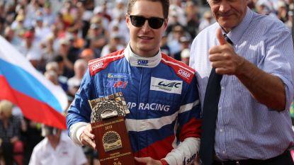 Le Mans omarmt Stoffel