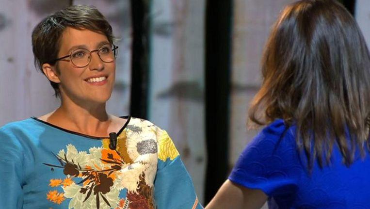 Rosanne Hertzberger als Zomergast. Beeld YouTube / VPRO