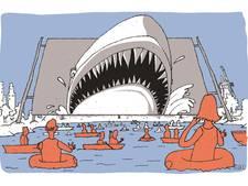 Kaartverkoop Jaws in de Kralingse Plas aanstaande