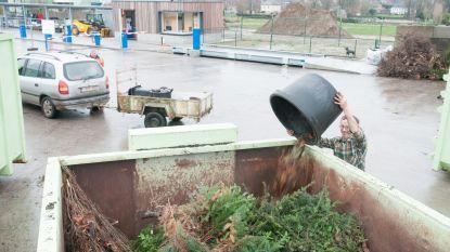 Kruisem blijft bij twee afvalintercommunales, maar weet nog niet wat er met containerparken gebeurt