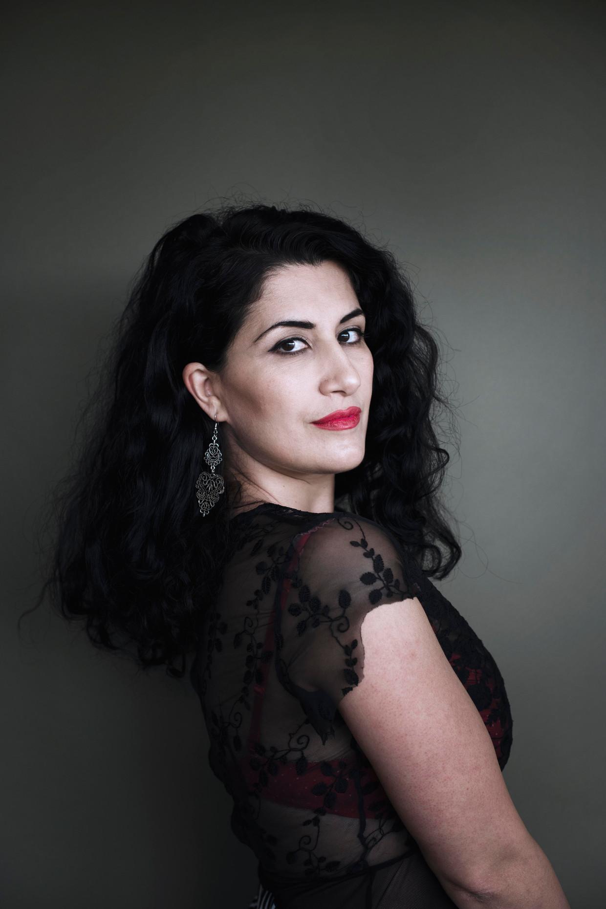 Dareen Hasan: 'Een vriendin zei tegen me: Dareen, jij bent een feminist. Sindsdien ben ik mezelf zo gaan noemen.'