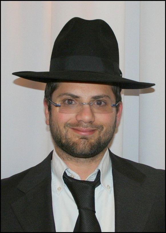 Jonathan Sandler, de leerkracht die omgebracht werd.
