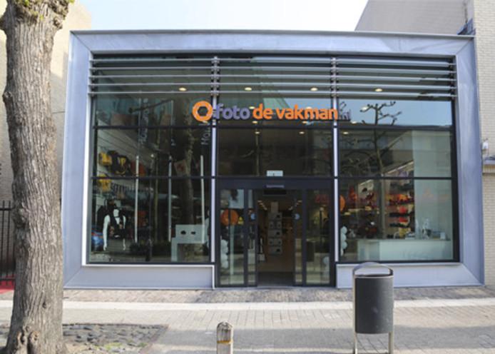 Foto De Vakman kreeg maandagnacht weer inbrekers op bezoek.