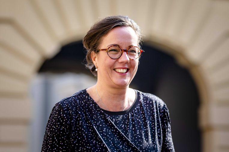 Staatssecretaris Tamara van Ark van Sociale Zaken en Werkgelegenheid (VVD) Beeld ANP