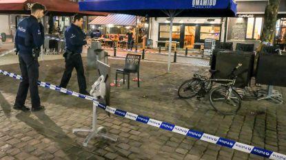 Steekpartij aan Sint-Katelijneplein: politie zoekt tweede verdachte