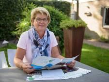 Annemieke Heijmans: 'Ik zocht de moeilijkste punten op in Bladel'