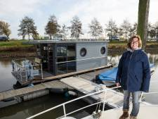 Houseboats vullen lege plekken haven Hattem