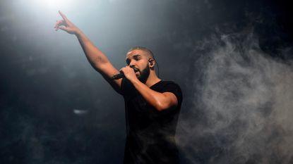 Drake komt in april naar het Sportpaleis