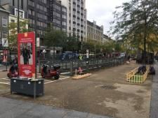 Opgeruimd staat netjes: stad haalt 226 foutgeparkeerde en achtergelaten fietsen aan De Keyserlei weg
