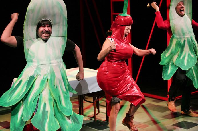 'Eet je bord leeg', jeugdtheater van de Toneelmakerij, op 3 januari te zien in Natlab